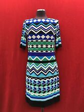 ELIZA J DRESS/LINED/ZIPPER BACK/LENGTH 37'/SIZE 8/RETAIL$149/NEW WITH TAG