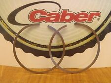 Caber 52mmx1.5mm piston rings Italy fits Husqvarna 272 281 180 280 285 380 480