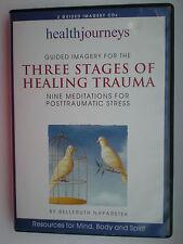 La salute viaggi: immagini guidate per le tre fasi di guarigione trauma -- NOVE Med