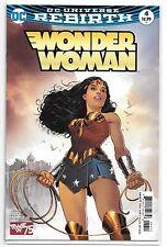 Wonder Woman #4 (Oct 2016, Dc)