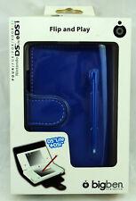 Etui, housse, boitier de protection FLIP AND PLAY + stylet pour Nintendo DS DSi