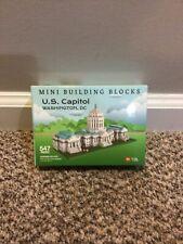 Mini Building Blocks. U.S.Capitol.