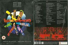 RARE COFFRET 2 DVD + 2 CD - DEPECHE MODE CONCERT LIVE BARCELONE ( NEUF EMBALLE )