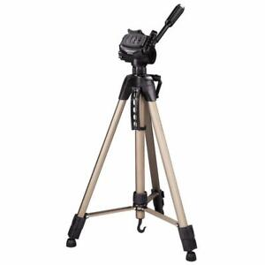 HAMA STAR 62 Tripod 4162 for SLR ,VIDEO, SPOTTING SCOPE, WITH CASE
