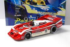 1:18 Exoto Porsche 917/30 CAM 2 mit Fahrer #6 red 1975 NEW bei PREMIUM-MODELCARS