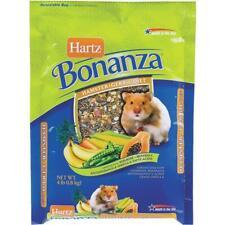 Hartz Bonanza 4 Lb. Hamster & Gerbil Food 2 pk