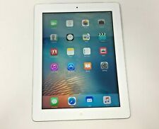 APPLE IPAD 3rd 16GB CELLULAR (UNLOCKED) WHITE A1403 *TESTED AND WORKING*