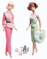Mattel Barbie Collector Barbie & Midge Gift Set Gold Label X8261 Limited Japan