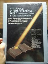 Thompson Chain-Reference Bible  -- Kirkbride Bible Company, Inc.