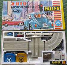Faller 4003 Complete Package with Büssing Truck and VW Beetle