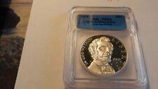2009-P Lincoln Bicentennial Commemorative Silver Dollar PR 70