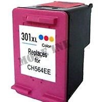 HP 301XL CH564EE Color Refilled Ink Cart HP Deskjet 1050 2050 2050s 3050
