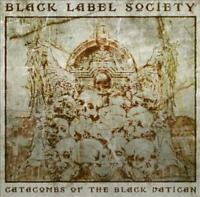 BLACK LABEL SOCIETY - CATACOMBS OF THE BLACK VATICAN NEW CD