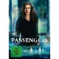 PASSENGERS DVD MYSTERY THRILLER ANNE HATHAWAY NEU