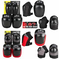 187 Killer Combo Pack Adults Pro Protection Pad Set Elbow & Knee Guards