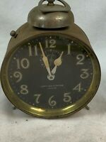 Early 1900's - Radium Hand Painted Dial Lord Baltimore Alarm Clock 306