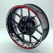 Adesivo Cerchio moto adesivo per pneumatici wheelsticker TRIUMPH_speedtripler