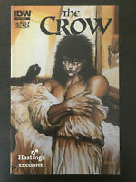 Crow 2012 #1 Hastings IDW Variant Comic Book