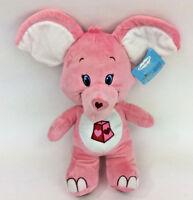 "LOT LOTSA HEART CARE BEAR PINK ELEPHANT 2 3//4"" 12"
