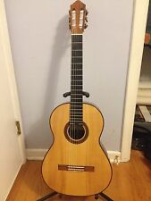 Jochen Rothel Professional Quality Classical Guitar Hand Made 2010 Great Sound!