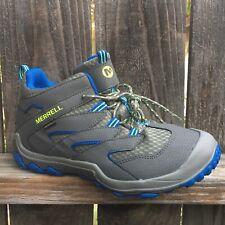 Merrell Boys Hiking Shoes Trail Waterproof
