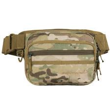 Camping & Outdoor US ARMY USGI OCP Multicam MOLLE II Waist Pack Hüft Gürteltasche Tasche