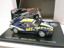 norev 1/43 -  AIXAM - MEGA MEGA TRACK TDF 1997