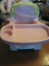 American Girl Bitty Baby  HIGH CHAIR