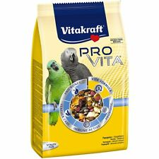 Vitakraft Pro Vita, Papageien Futter - 750g Papagei Vogelfutter Papageienfutter