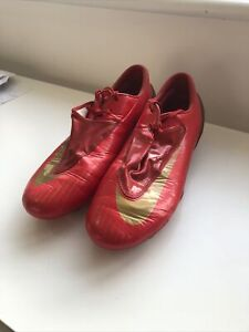 Nike Mercurial Vapor IV Football Boots SG Size 9 1/2 UK