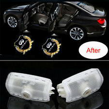 2x LED Car Door Light Logo Projector Ghost Shadow For Infiniti FX35/FX37 Q50 G35