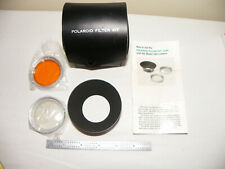 Vintage Polaroid filter kit # 595 with Case Made in Japan