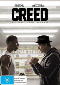 Creed Michael B Jordan DVDR4 Like New! FREE POST