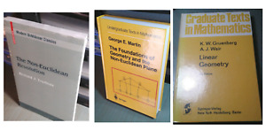 LIBROS DE MATEMATICAS (x3) / MATHEMATICS BOOKS (x3)