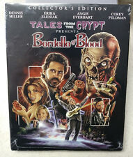 Tales From The Crypt: Bordello Of Blood Blu-Ray NEW W/ SLIPCOVER Scream Factory