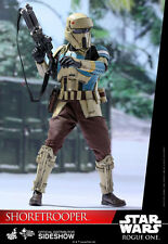 """Hot Toys Star Wars: Rogue One SHORETROOPER 12"""" Action Figure 1/6 Scale MMS389"""