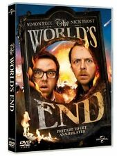The World's End - Nick Frost Simon Pegg  (DVD, 2013)