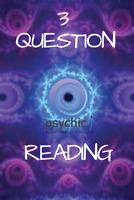 Psychic Reading Three Question - Medium Empath 24 Hour Results