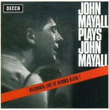 John Mayall - Plays John Mayall: Live at the Klocks Kleek [New CD] Bonus Tracks,