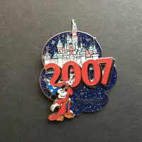 DLR 2007 Sleeping Beauty Castle Collection - Sorcerer Mickey - Disney Pin 51640