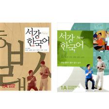 Sogang Korean Series 1a Student's Book Workbook Pack
