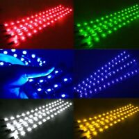 "6 PCS 12V 12"" 1FT  Waterproof Flexible LED Strip Light For Car Truck Boat"