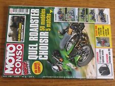 $$$ Revue Moto Conso N°26 RoadsterSacs a dosR6BMW F800Ducati 1098 R