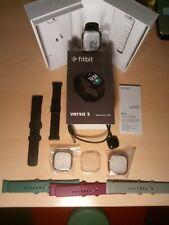Smartwatch Fitbit Versa 3 NUOVO con garanzia, cinturini e cover
