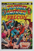 Captain America #195, 202, 205, 216 Four issue Bronze Age Marvel lot Kirby art