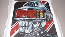 Daft Punk - Thomas by Rhys Cooper & Studio Seppuku 2015 S/N xxx/150