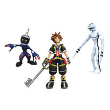 KINGDOM HEARTS - Select Series 1 - Sora - Dusk - Soldier Action Figures 3-Pack