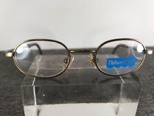 Fischer Price Kids Eyeglasses 35-16-115 Peanut Bronze Brown 6978