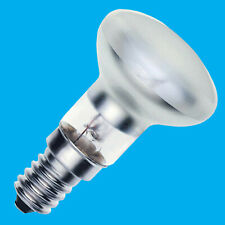 8x 30W (=40W) Dimmable R50 Pearl Halogen Reflector SES E14 Light Bulb Lamp