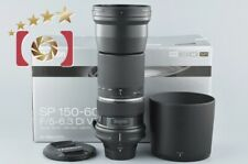 Very Good!! TAMRON A011 SP 150-600mm f/5-6.3 Di VC USD for Nikon w/ Box